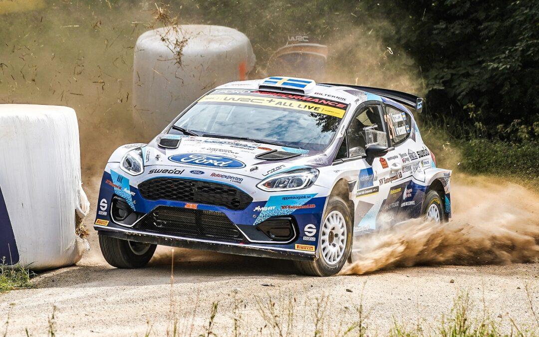 WRC, ράλλυ Ακρόπολις, οι δύο πρώτες ελληνικές συμμετοχές υπο Ford dealers