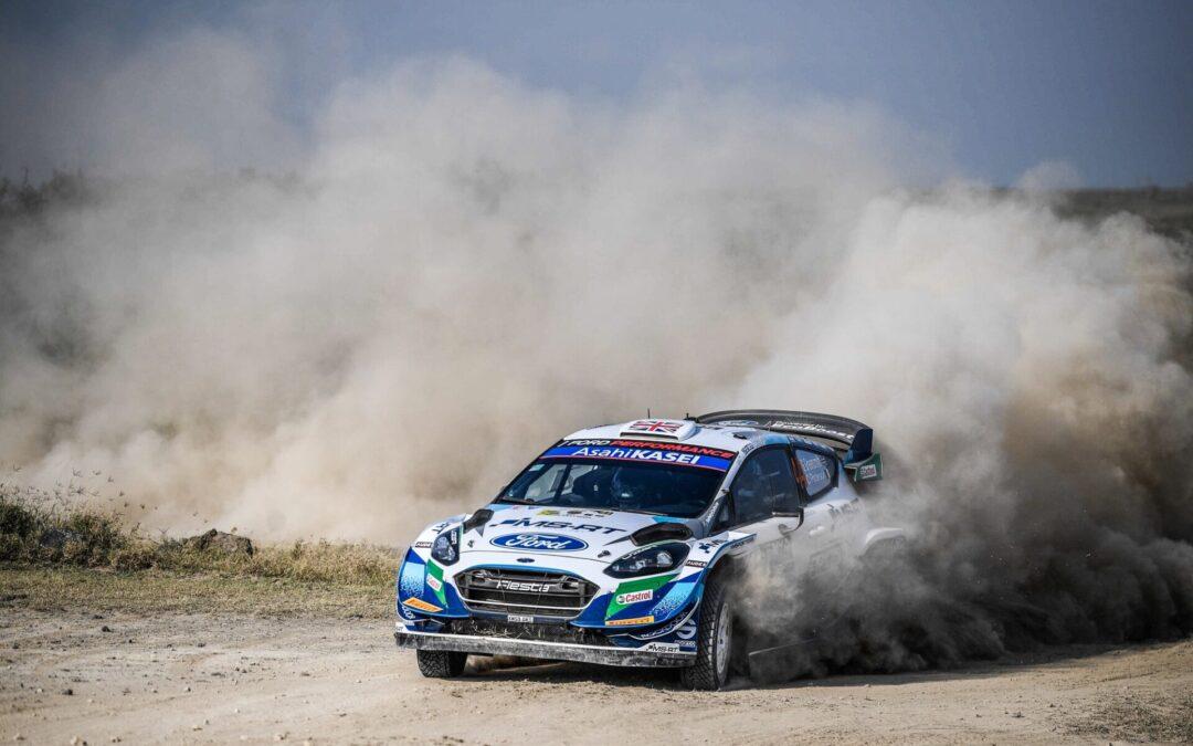 WRC, ράλι Εσθονίας με 49 συμμετοχές