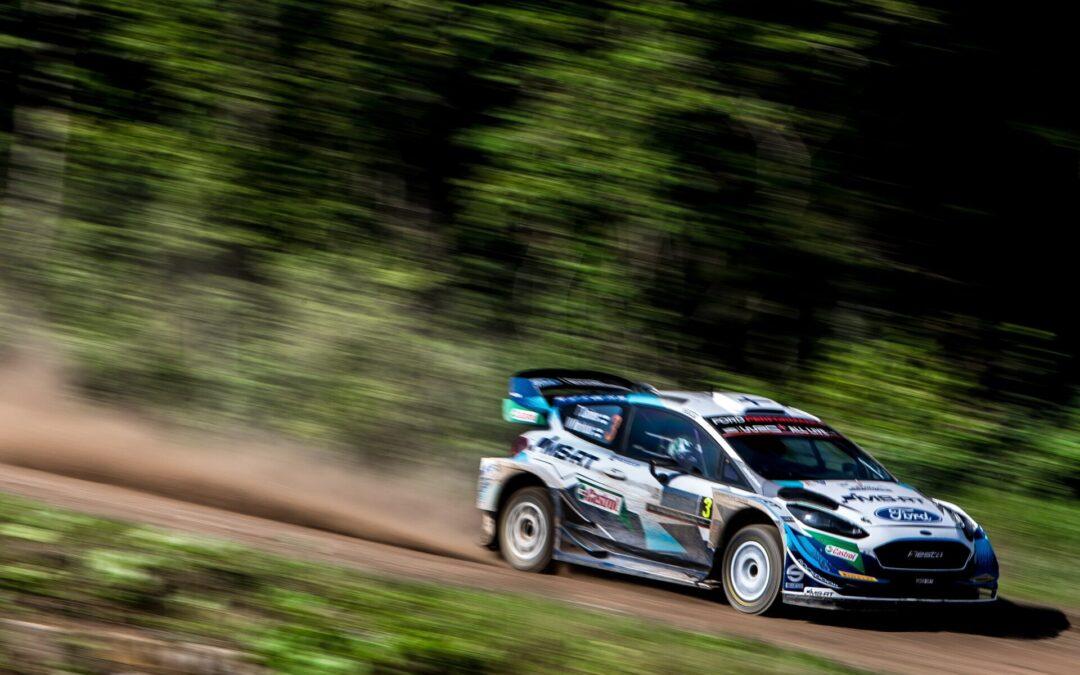 WRC, αρχή με Rovanpera στην Υπερειδική του ράλι Εσθονίας