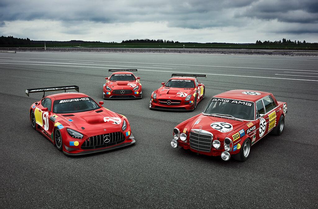 H Mercedes, η Pirelli και οι 24 Ώρες του Σπα (video)