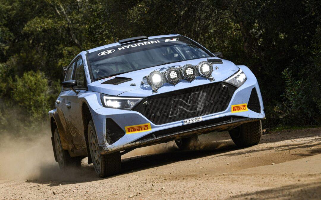 WRC, στο Ράλι Ιπρ του Βελγίου πρώτη εμφάνιση για το νέο Hyundai i20 Rally2