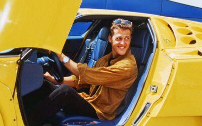 Καταστράφηκε από πλημμύρα η Bugatti του Michael Schumacher