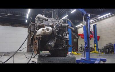Τι έφτιαξαν πάλι οι τρελοί οι Ρώσοι; Μοτέρ diesel που καίει βενζίνη!!! (video)