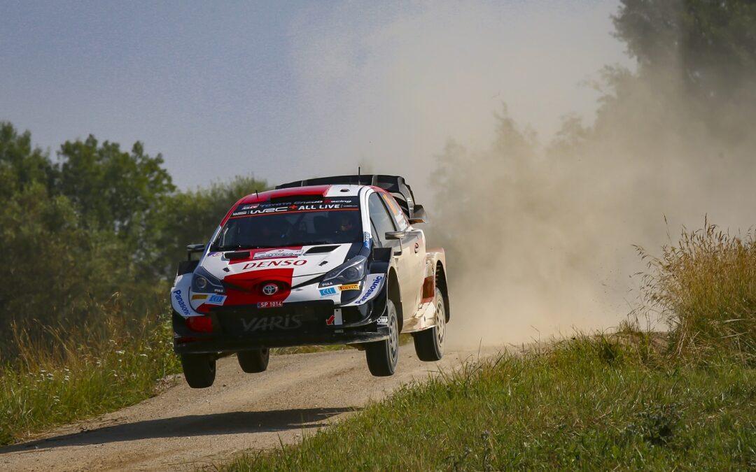 WRC, ράλι Εσθονίας, θα είναι ο αγώνας του Rovanpera;