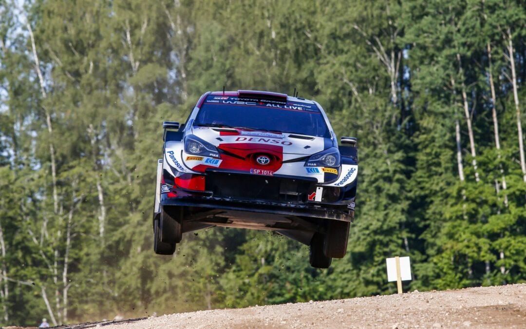 WRC, o Rovanpera στην Εσθονία έγραψε το νέο κεφάλαιο στο WRC