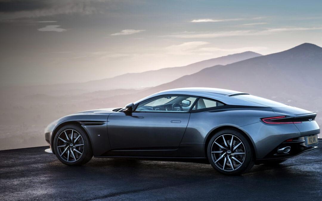 Οι επόμενες Aston Martin DB11 και Vantage θα είναι ηλεκτρικές