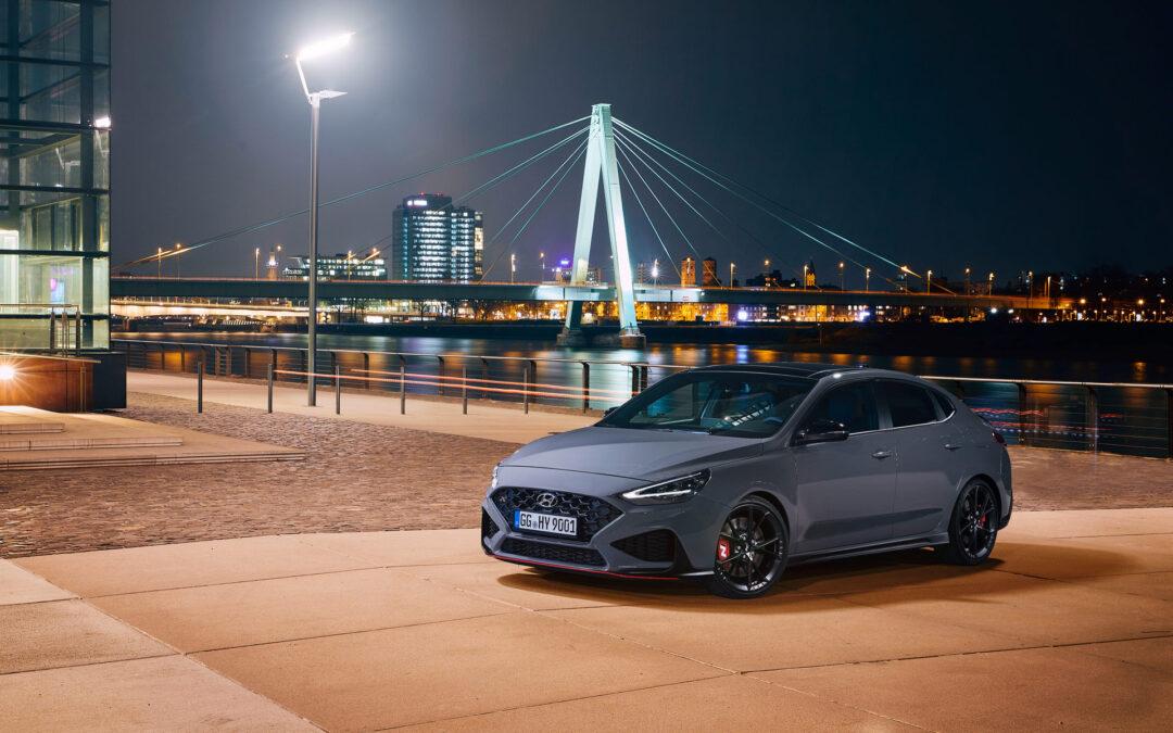 Συλλεκτικό Hyundai i30 Fastback N για τους 500 πρώτους πιο γρήγορους!