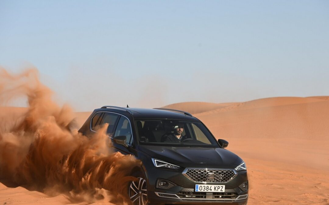 Κινδυνεύεις με τετρακίνητο SUV στην άμμο; 6 συμβουλές για να μην κολλήσεις