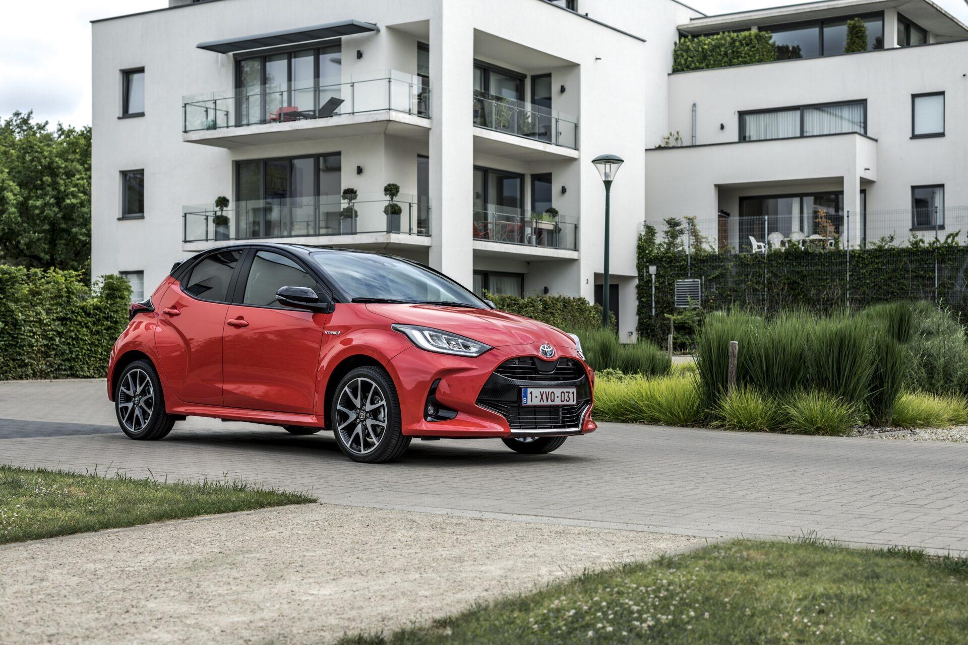 Τoyota, Peugeot, Hyundai οδηγούν τις ταξινομήσεις το πρώτο 20ημερο του Ιουλίου