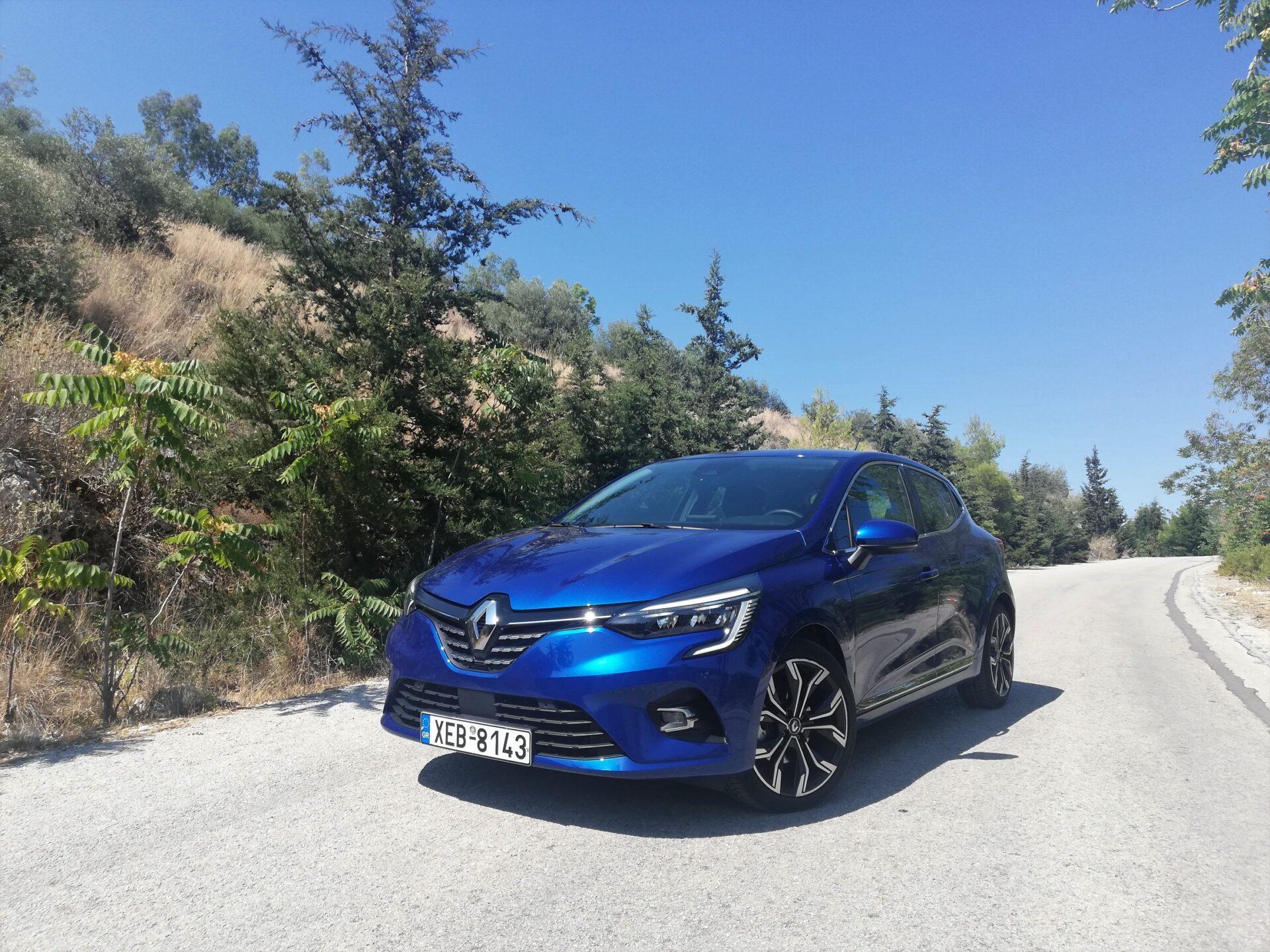 Το πιο high-tech Renault Clio! Υβριδικό με 140 ίππους