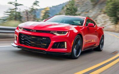 Αποκλειστικά με ρεύμα η νέα Camaro. Επένδυση μαμούθ 35 δις. δολάρια της GM στα ηλεκτρικά!