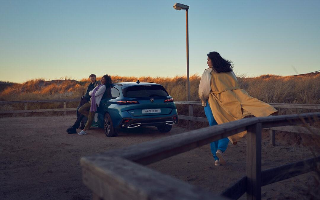 Ιστορίες station-wagon με στυλ για την Peugeot