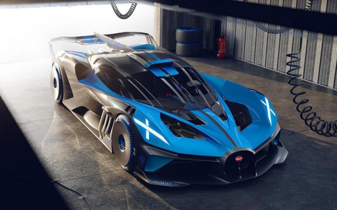 Στη γραμμή παραγωγής η Bugatti Bolide με 0-100 σε 2.17δευτ. Μαντέψτε τιμή!