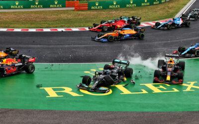 Formula 1-Γκραν Πρι Ουγγαρίας: Η πιο τρελή εκκίνηση ever!