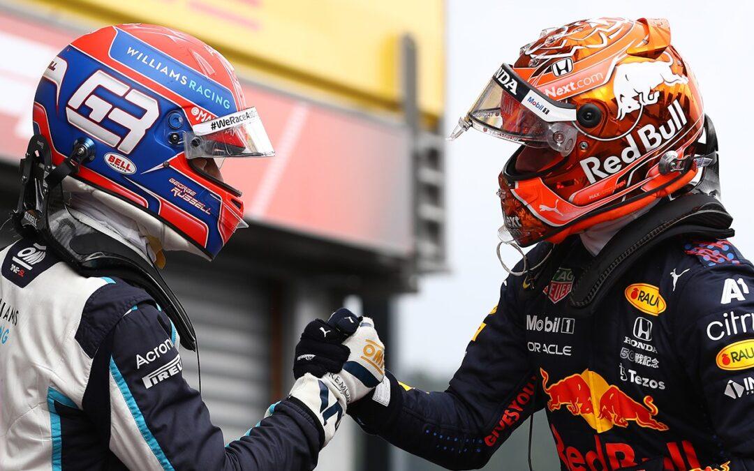 Formula 1-Γκραν Πρι Βελγίου-Κατατακτήριες: Θρίαμβος για Russell, pole για Verstappen
