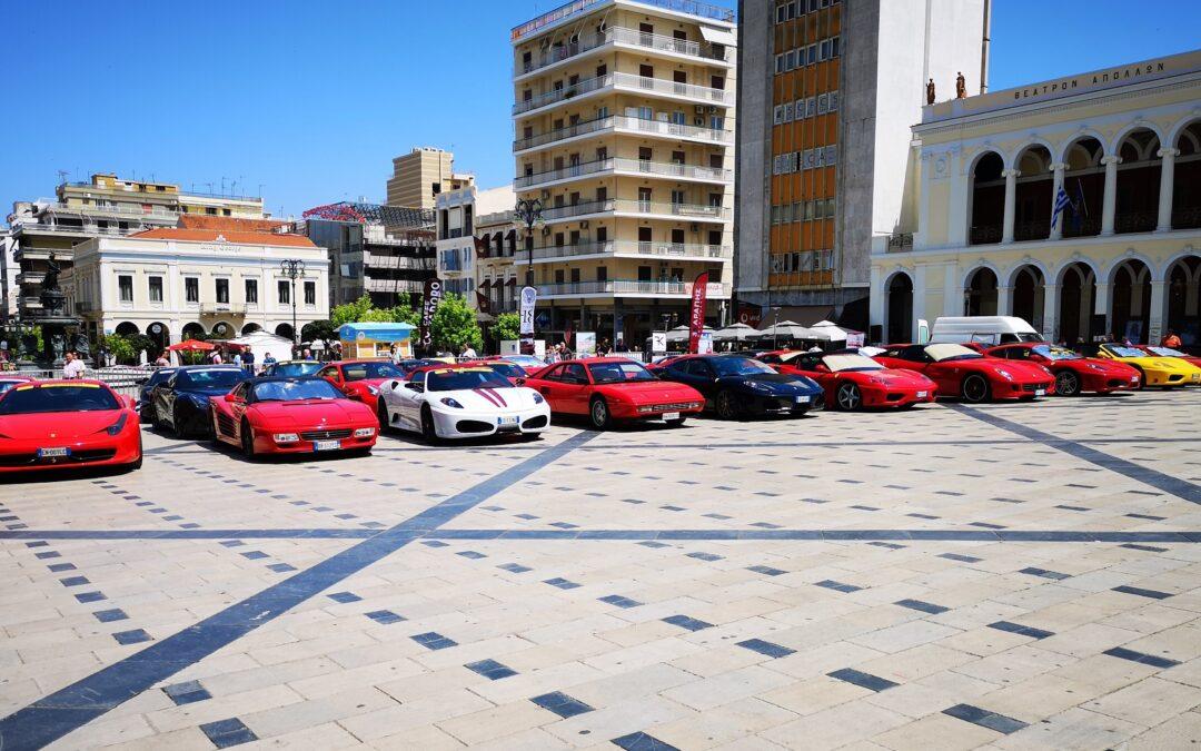 Το μεγαλύτερο club ιδιοκτητών Ferrari έρχεται στην Ελλάδα! Ξανά!