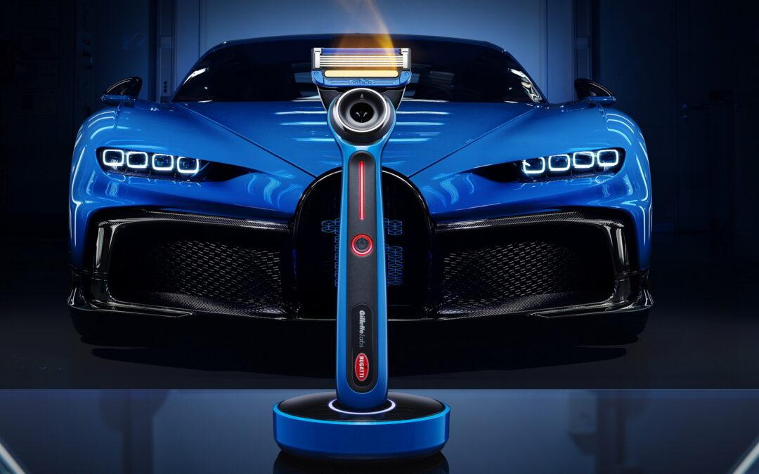 Εκτός από πανάκριβα supercars πουλάει και ξυριστικές μηχανές η Bugatti! (video)