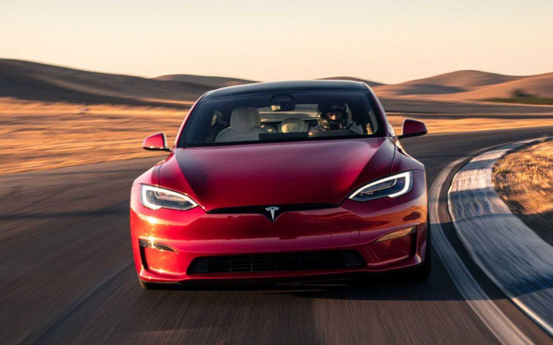 Επίσημο: Το Tesla Model S Plaid είναι το γρηγορότερο ηλεκτρικό στο Ring