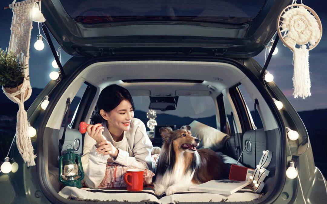 «Εξαφανίζονται» τα καθίσματα και ξαπλώνεις μέσα στο νέο Hyundai Casper