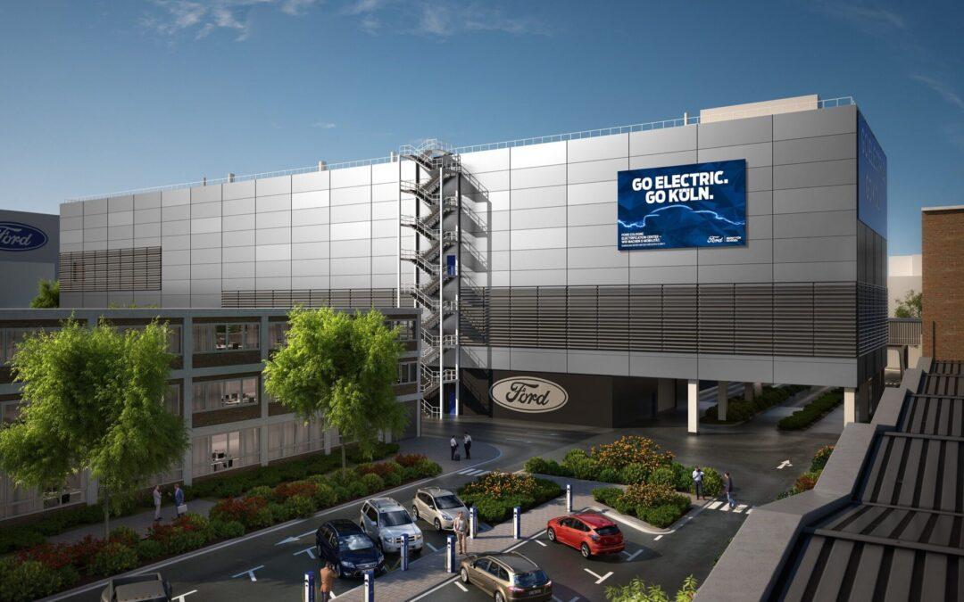 Ford, το εργοστάσιο της Κολωνίας γίνεται κέντρο εξηλεκτρισμού