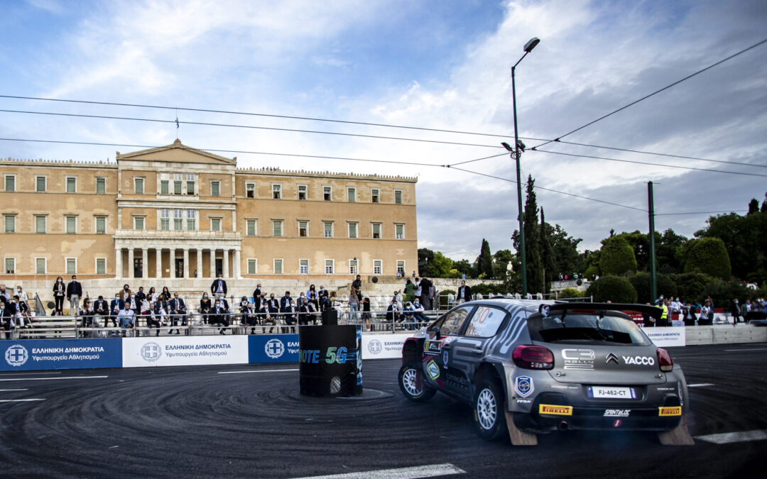 Αποκλείστηκε ο νικητής του WRC3 στο Ράλλυ Ακρόπολις! Τί συνέβη;
