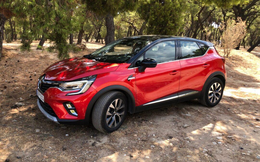 Οδηγούμε το Renault Captur με υγραέριο κίνησης και ξεχνάμε τι σημαίνει ανεφοδιασμός
