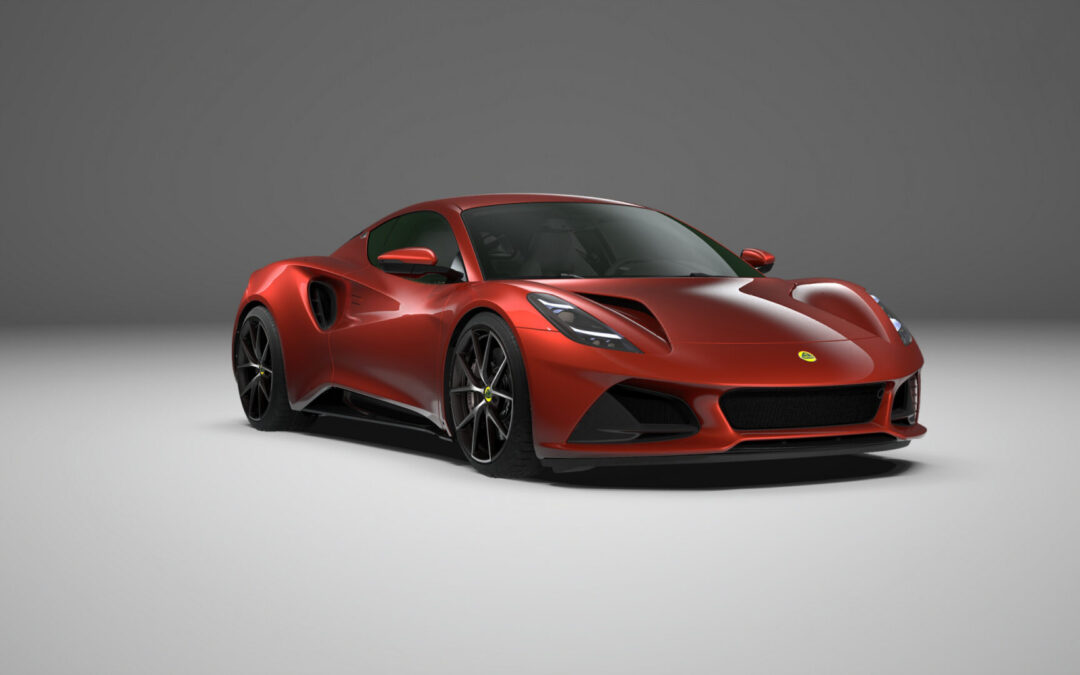 Η τελευταία βενζινοκίνητη Lotus και τα τεχνικά χαρακτηριστικά της
