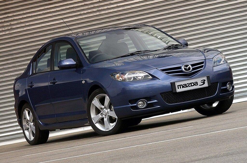 Ανακαλούνται στην Ελλάδα χιλιάδες Mazda 3 λόγω αερόσακου!