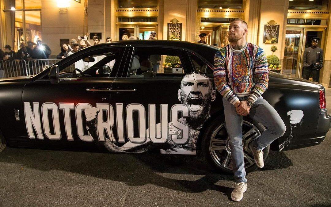 Τα αδιανόητα αυτοκίνητα στο γκαράζ του Conor McGregor και το Lambo Yacht των 4εκ. ευρώ! (Photos)