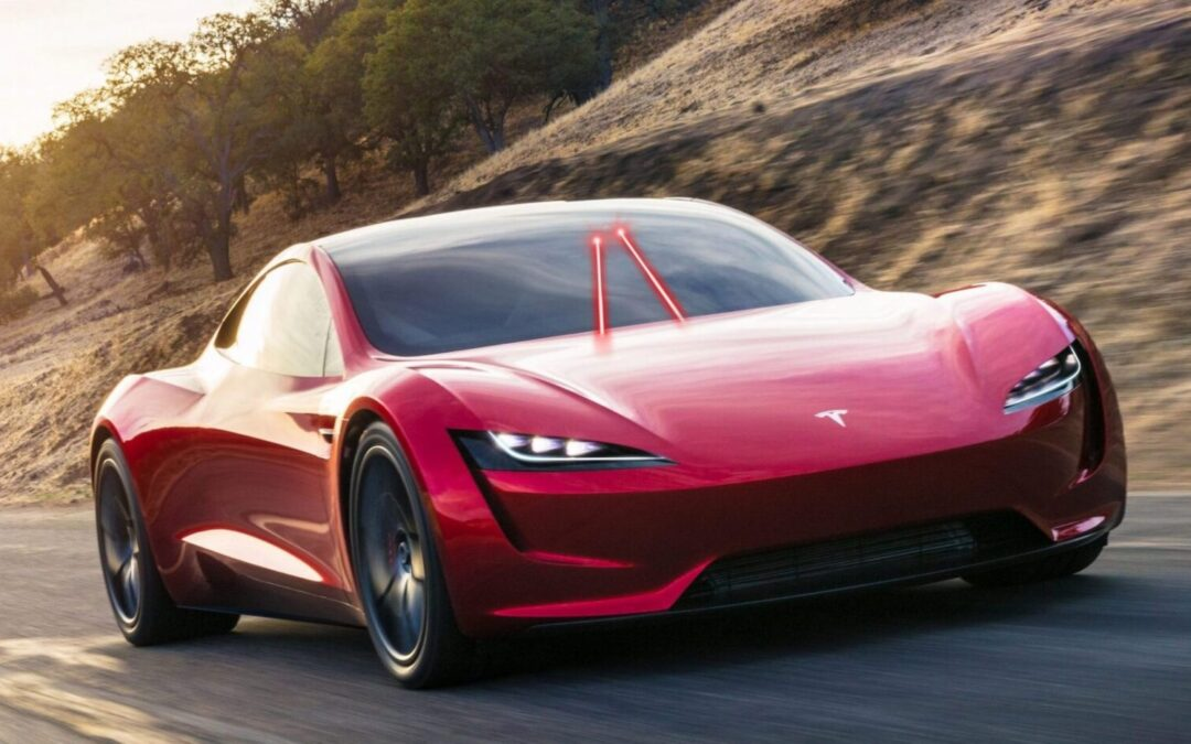 Λέιζερ αντί για υαλοκαθαριστήρες θα χρησιμοποιεί η Tesla