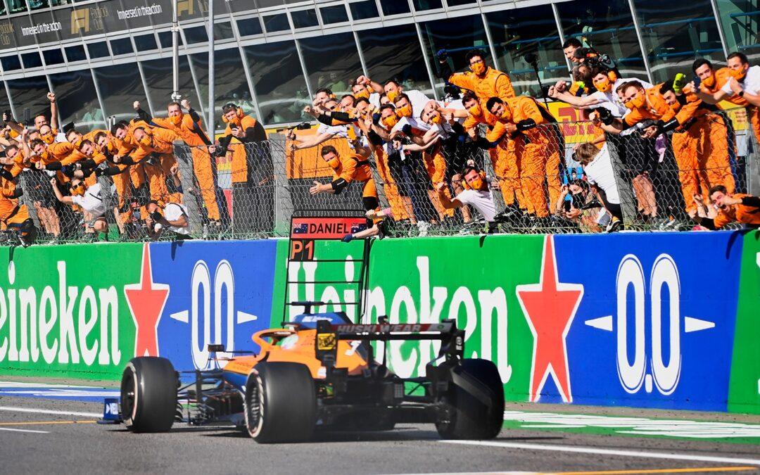3213 μέρες από την τελευταία νίκη της McLaren