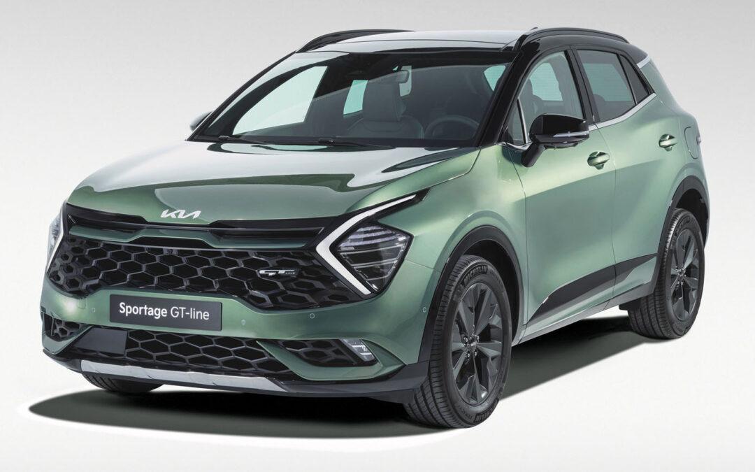 Επίσημο: Αυτό είναι το νέο Kia Sportage