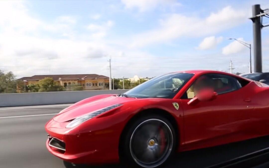 Η πιο cool κόντρα ανάμεσα σε Supra και Ferrari 458! Ανεβάστε ήχο! (Video)
