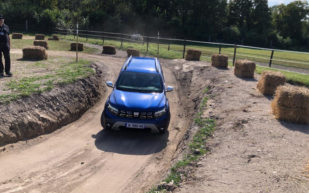 Το Dacia Duster έκανε μια γρήγορη επίσκεψη στο Design Center και ανανεώθηκε