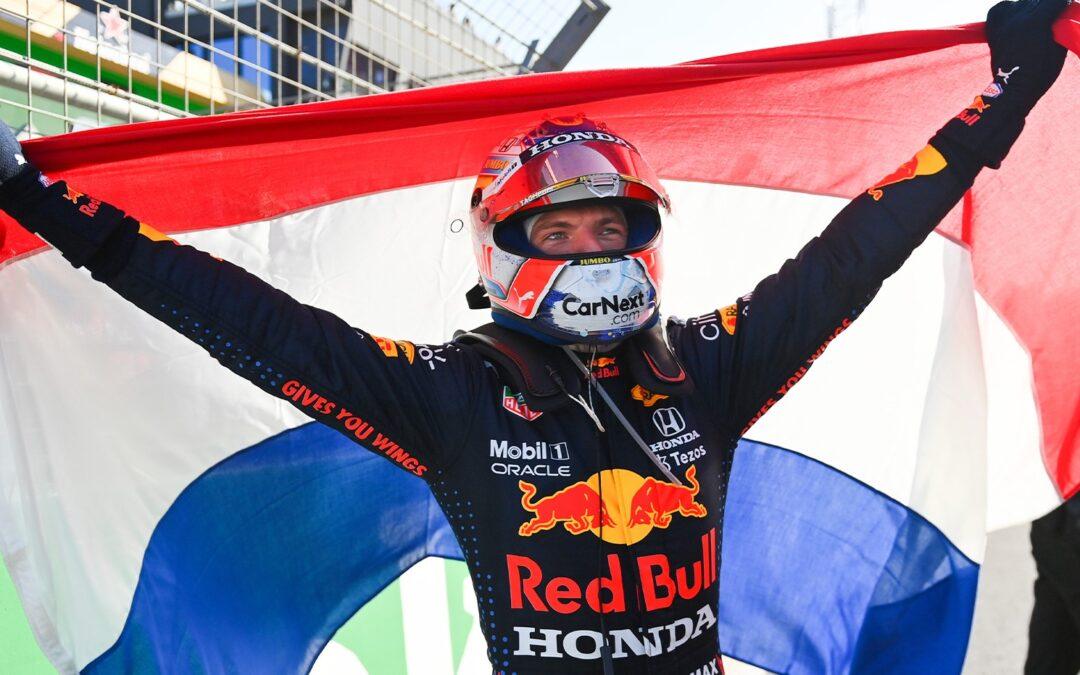 Formula 1-Γκραν Πρι Ολλανδίας: Θρίαμβος Verstappen και γιορτή από τους Ολλανδούς στις εξέδρες!