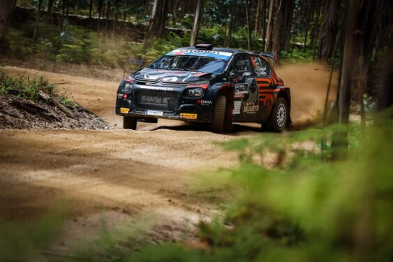 Lukyanuk-Arnautov Citroen C3 Rally2