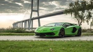 Σχεδόν ξεπούλησε η Lamborghini για το 2021