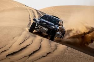 Dakar 2022: Η Toyota με νέο αυτοκίνητο στον πιο γνωστό μαραθώνιο ανθρώπων και μηχανών
