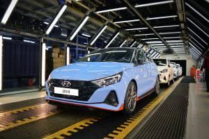 Τούρκικης παραγωγής το ισχυρότερο Hyundai i20 Ν με τους 204 ίππους